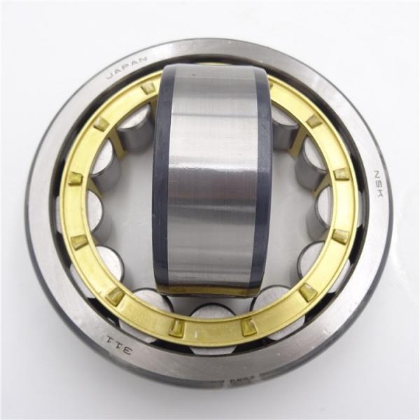 NACHI 6317ZZ C3  Single Row Ball Bearings #1 image